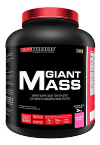 Hipercalorico Giant Mass 3kg Bodybuilders