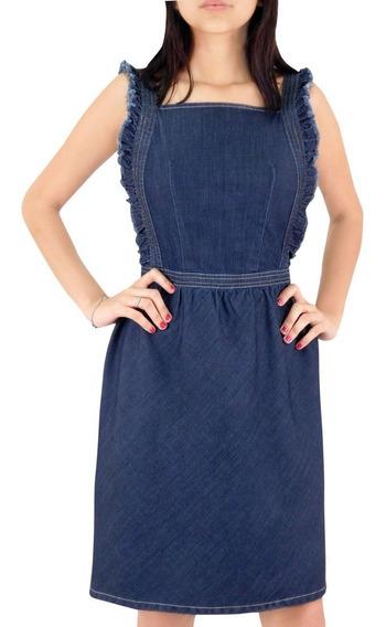Vestido Casual De Mezclilla Para Dama. Estilo 6290