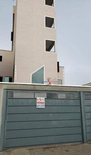 Apartamento Com 2 Dormitórios À Venda, 52 M² Por R$ 265.000,00 - Parque Boturussu - São Paulo/sp - Ap2611