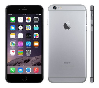 Apple iPhone 6 Plus 64gb Gris Liberado 4g Refurbished