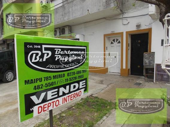 Venta - Merlo Centro - Maipu 100 - Ph 4 Amb - Us$ 85.000