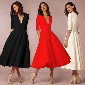 e0eba11006 Vestido Coctel Noche - Vestidos De Fiesta Cortos para Mujer en ...
