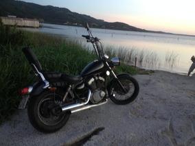 Yamaha Virago Xv250 Preta