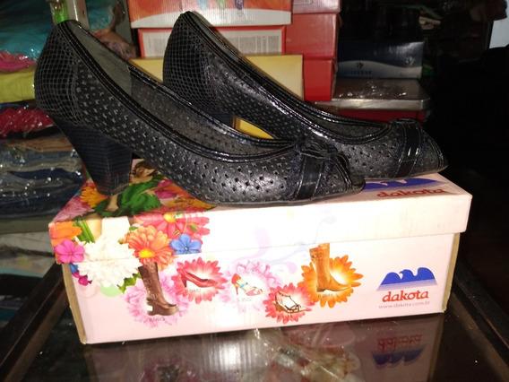 Sapato Feminino Dakota Preto