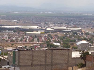 Terreno Cerca De Nueva Plaza Explanada Pachuca