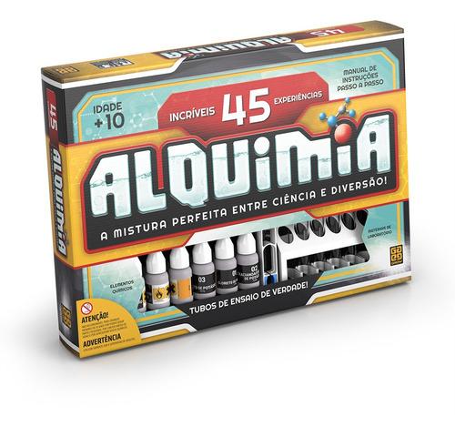 Jogo Alquimia 45