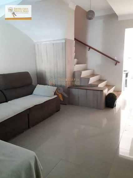 Sobrado Residencial À Venda, Cocaia, Guarulhos - . - So0131