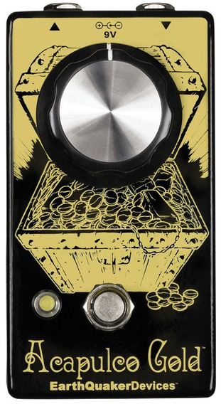Pedal Earthquaker Devices Acapulco Gold Power Amp Distortion