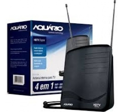 Antena Digital Dtv 1100 Aquario