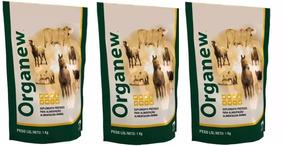 Organew Vetnil 1 Kg ( Caixa C/ 3 Saches De 1 Kg Total 3 Kg )