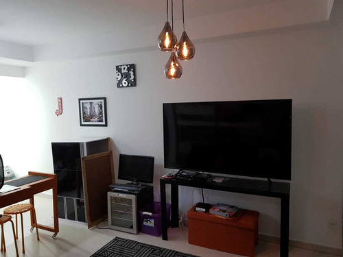 Imagem 1 de 18 de Apartamento 41 Metros 1 Dormitório 1 Vaga Prédio Novo Próximo Metrô Liberdade! - 16667