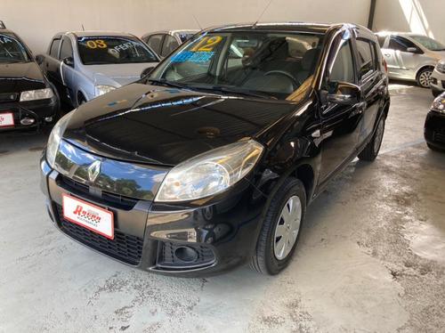 Renault Sandero Expression 1.0 2012/2012