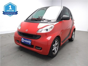 Smart Fortwo 1.0 Coupe 3 Cilindros Turbo Gasolina 2p Automát