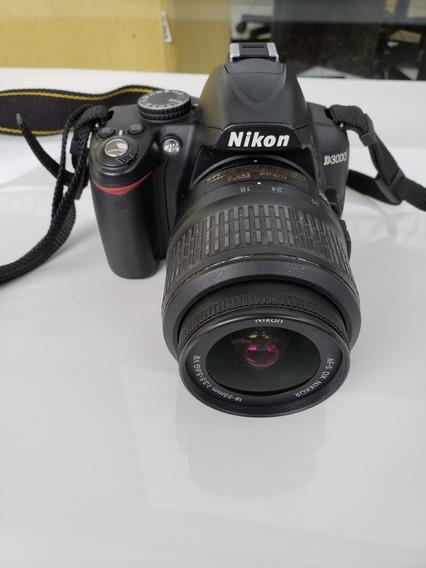 Nikon D3000 Super Nova