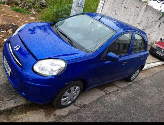 Nissan March 1.0 5p 2012