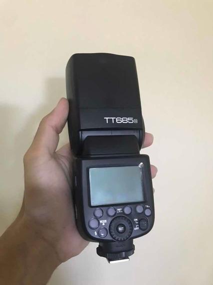 Flash Godox Para Nikon Ttl 685n