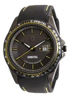 Reloj Orbital Hombre Ec366319 Agente Oficial Barrio Belgrano