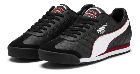 Tenis Puma Roma Edicion The Godfather Original 26 A 29 Cm