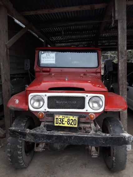 Toyota Land Cruiser Camioneta