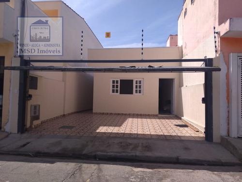 Imagem 1 de 13 de Casa A Venda No Bairro Jardim Brasil (zona Norte) Em São - 3197-1