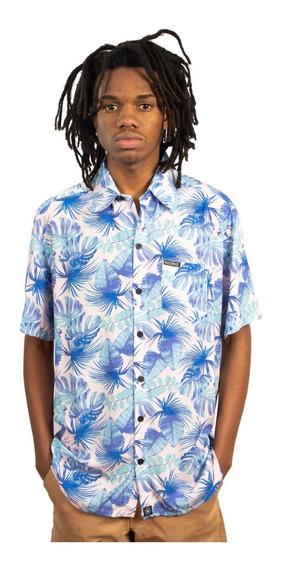 Camisa Estampada Floral Casual Narina Skate