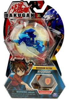Bakugan Ultra Hydorous Battle Planet Spin Master