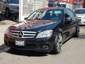 Mercedes-benz 2011 Clase C 1.8 200 Cgi Exclusive Acepto Auto