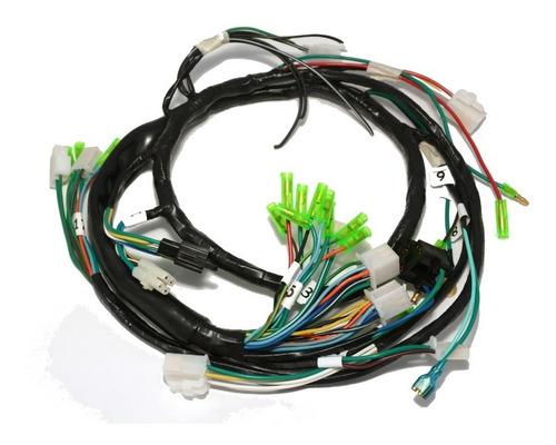 Sistema Eléctrico - Arnés-  Honda Nxr 125 Bross Enc Crank