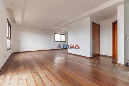 Cobertura Com 4 Dormitórios. 04 Vagas  À Venda Em Perdizes, 342 M² Por Apenas R$ 2.345.000 - Co0412