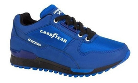 Tenis Casual Goodyear Racing 820836