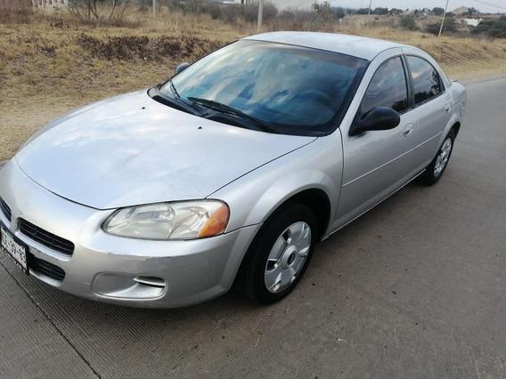 Dodge Stratus Std, Mod. 2002, Color Plata, ¡amplio!