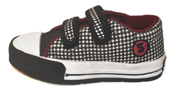 Zapatilla Cuadrille Abrojo Small Shoes