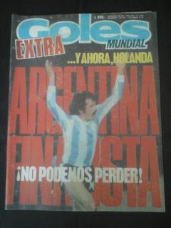 Revista Goles # 1538 (mundial 1978)