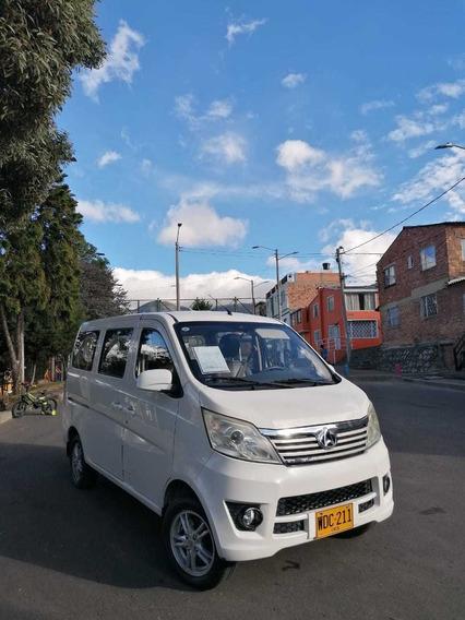 Minivan Chanan Modelo 2015 En Optimas Condiciones