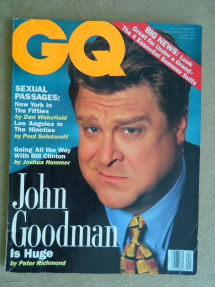 Gq Magazine (abril 1992) John Goodman