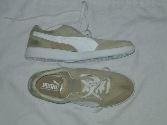 Zapatillas Puma - Talle 11 Americano