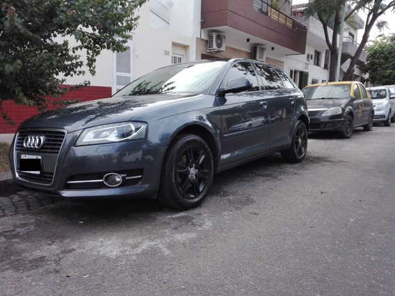 Audi A3 Sportback 1.8tfsi 5p /caja Stronic / Segundo Dueño!!