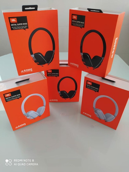 Headphone Sem Fio Bluetooth Jbl