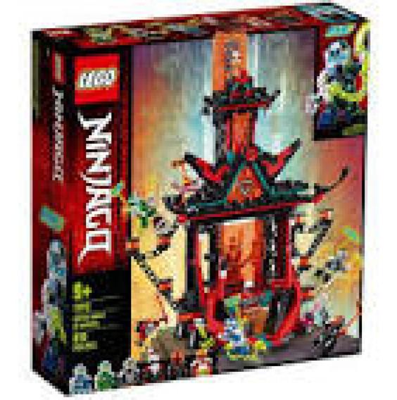 Lego Ninjago Imperio Templo Da Loucura