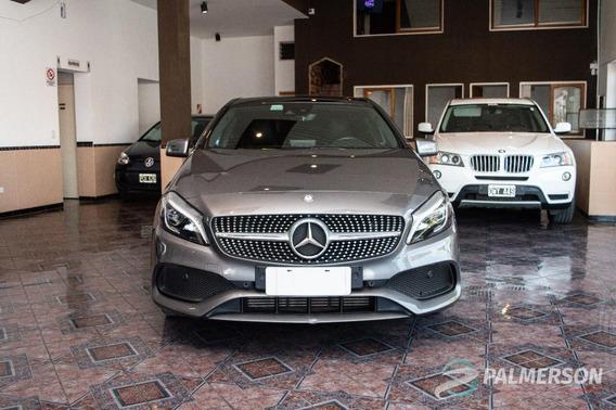 Mercedes -benz Clase A 2.0 A250 Amg-line 211cv 2017