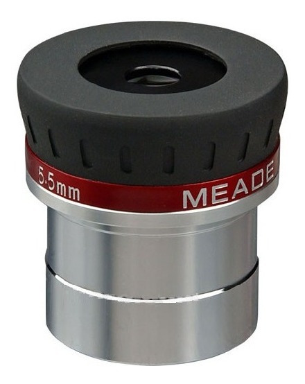 Ocular 5.5mm - 60º Afov - 5 Elementos - Ultra Wide Meade