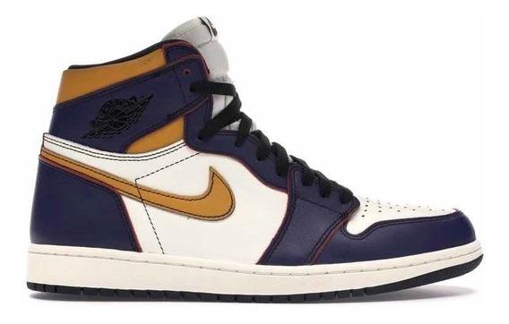 Sneakers Originales Jordan 1 Retro High La To Chicago