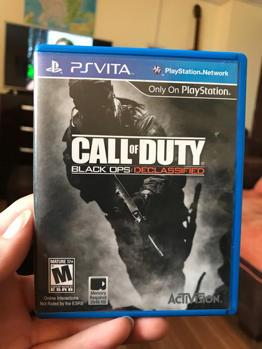 Juego Call Of Duty Psvita Psp Vita Español Quito Y Envios