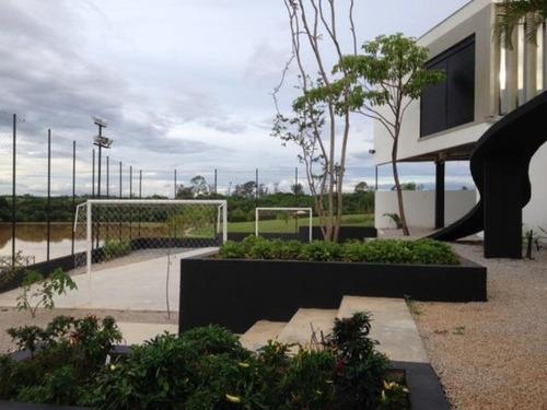 Casa Com 4 Dormitórios À Venda, 800 M² Por R$ 4.510.000,00 - Condomínio Fazenda Imperial - Sorocaba/sp - Ca0017 - 67640544