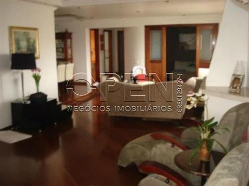 Imagem 1 de 15 de Apartamento Residencial À Venda, Bairro Jardim, Santo André - Ap0468. - Ap0468