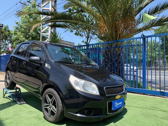 Chevrolet Aveo 1.4 Año 2009 Credito Y Financiamiento