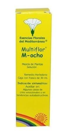 M Ocho Rrq Crisis 30 Ml Flores De Bach