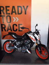 Ktm Duke 200 0km 2018 Gs Motorcycle