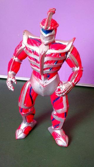 Boneco Figura De Ação Lord Zedd Inimigo Power Rangers Taffy
