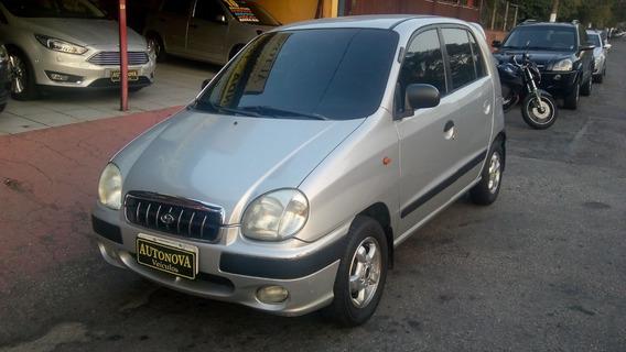 Hyundai Atos 1.0 Prime 2000 Gls 5p Revisado Completo Novo!!